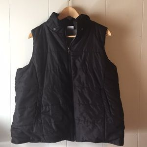 Motherhood Maternity Puffy Vest Sz XL